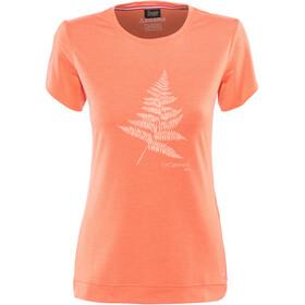 Schöffel Swakopmund Naiset Lyhythihainen paita , oranssi
